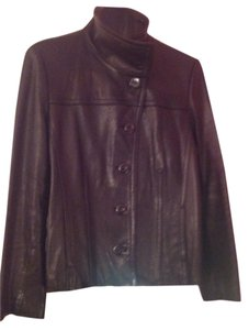 Jones New York Leather Jacket