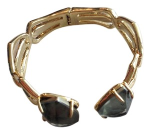 Alexis Bittar Alexis Bittar gold open bangle