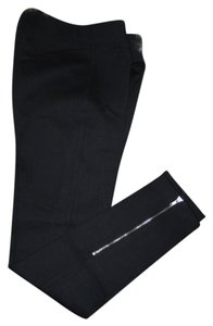 Gap (1) (1) New Xs (2 Pair) Black & Navy Leggings