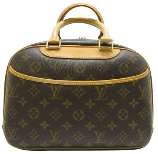 Preload https://item4.tradesy.com/images/louis-vuitton-trouville-monogram-canvas-handbag-with-dustbag-and-keylock-leather-satchel-922443-0-0.jpg?width=440&height=440