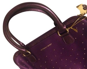 Victoria's Secret Victorias Purple New Tote