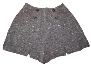 agnès b. Vintage Size 36 Extra Small Mini Skirt Black