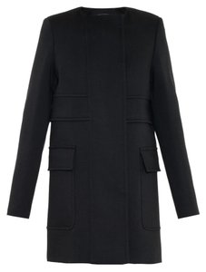 Proenza Schouler Porenza Shoulder Wool Coat