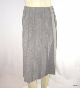 Anne Klein Heather Skirt Gray