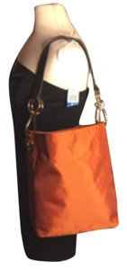 Anteprima Tote in Orange/Black