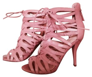 Nine West Dusty Rose or Light Pink Sandals