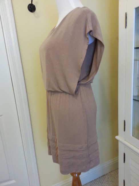 No Strings Attached short dress Mocha Brown on Tradesy