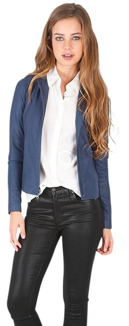 Preload https://item1.tradesy.com/images/vince-indigo-leather-jacket-size-6-s-923215-0-0.jpg?width=400&height=650