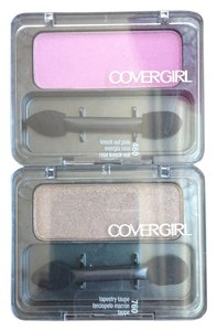 COVERGIRL CoverGirl Eye Enhancers in Knock out Pink and Tapestry Taupe