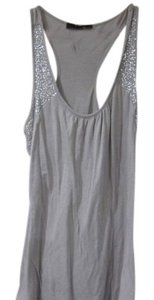 Express Top Grey and silver