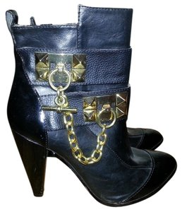 House of Deréon black gold Boots