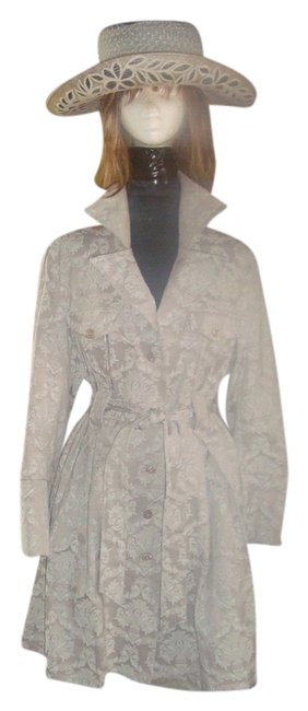 HOPE BY KRISTIAN ALPHONSO Trench Coat