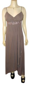 BCBGMAXAZRIA Cocktail Long Full Length Silk P1881 Dress