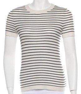 Kate Spade T Shirt White and black