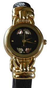 Black Hills Gold Bangle Style Watch