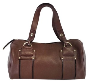 Kate Spade Brown Leather Shoulder Bag