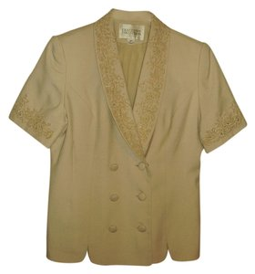 Executive Collection Button Down Shirt beige