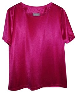Blair Top Hot pink