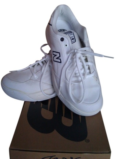 Preload https://item3.tradesy.com/images/new-balance-white-tennis-sneaker-sneakers-size-us-85-924747-0-0.jpg?width=440&height=440