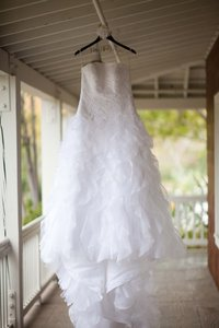 Monique Luo Ch515 Wedding Dress