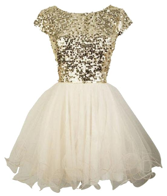 Preload https://item5.tradesy.com/images/delias-gold-cap-sleeve-sequin-and-tulle-above-knee-night-out-dress-size-0-xs-924849-0-0.jpg?width=400&height=650