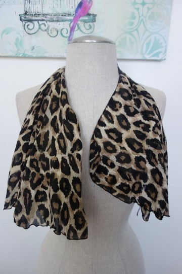 Other Leopard Scarf