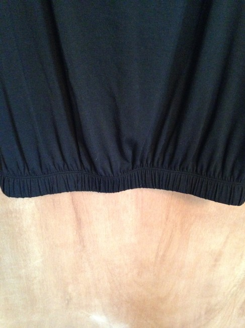 Fleurish short dress Black on Tradesy