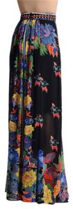 Just Cavalli Maxi Skirt Multi-Color