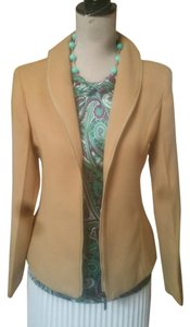 Fendi Tan Blazer