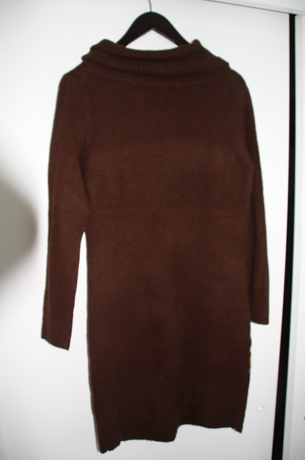Vertigo Paris short dress Coffee on Tradesy