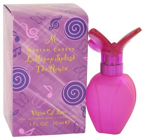 Mariah Carey Mariah Carey Lollipop Splash The Remix Vision Of Love Womens Perfume 1 oz 20 ml Eau De Parfum Spray