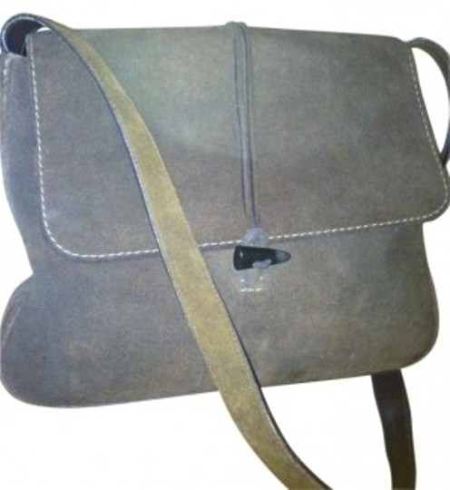 Ralph Lauren Brown Messenger Bag