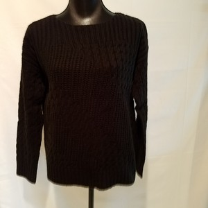 Jones New York Cable Knit Pullover Sweater