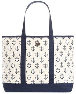 Tommy Hilfiger Tote in Anchor Print