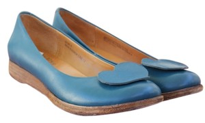 Kork-Ease Blue Flats