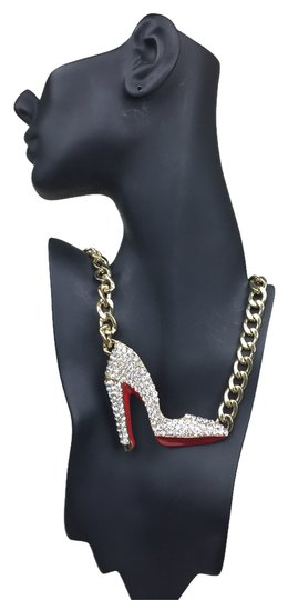 Preload https://item4.tradesy.com/images/gold-stiletto-stone-necklace-925513-0-0.jpg?width=440&height=440