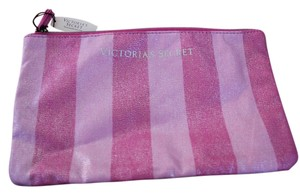Victoria's Secret PINK AND SILVER Clutch