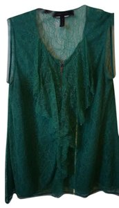 BCBGMAXAZRIA Top Green (sea green)