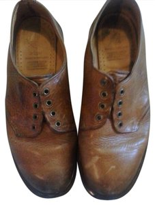Dr. Martens 1561 Mens Mens Real Leather Leather Vintage Vintage camel Formal