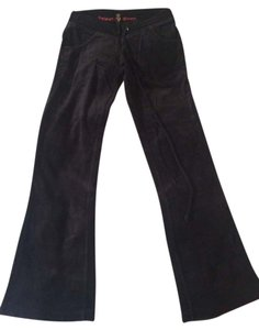 Juicy Couture Workout Boot Cut Pants Black