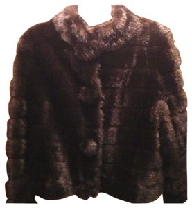 Nine West Fur Coat