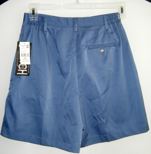 Coral Bay Golf Dress Shorts BLUE