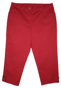 Brielle Blvd. Capris Red