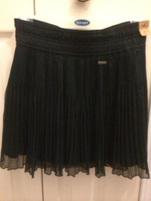 Hollister Skirt Navy