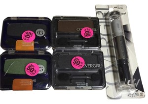 COVERGIRL Bundle deal of NWOT Covergirl eyeshadows