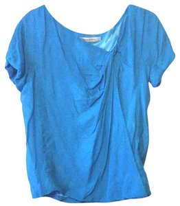 Zara Top electric blue