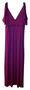 Magenta Maxi Dress by A.Che' Evening Day Cocktail