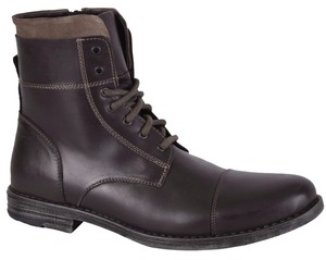 Kenneth Cole Men's Ankle Ankle Brown Boots
