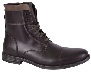 Kenneth Cole Ankle Men's Brown Boots
