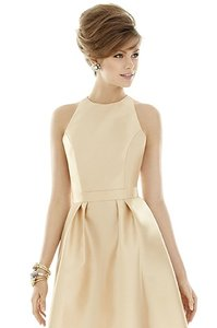 Alfred Sung Golden D696 Dress